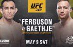 UFC 249 се завръща този уикенд с мега сблъсък между Фъргюсън и Гейджи