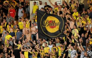 Феновете на Ботев Пловдив постигнаха 1/3 от голямата си цел