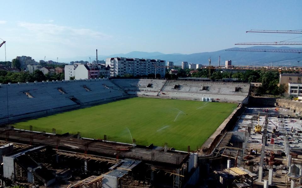 Държавата отпусна 37 милиона за спорта в Пловдив