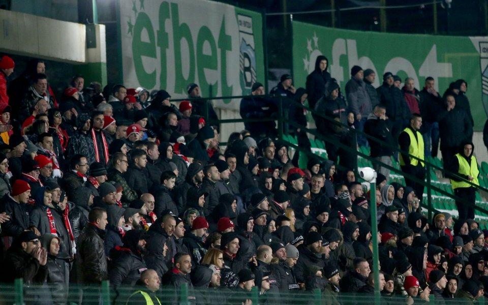 ЦСКА ще понесе тежки санкции заради феновете