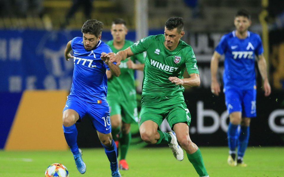 Левски не успя да бие Ботев Враца, но изпревари ЦСКА