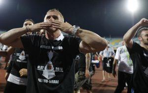 Акрапович: Върнах живота в Локомотив, тук ме ценят и уважват
