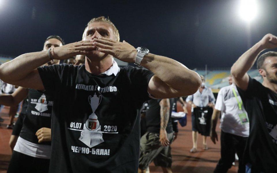 Акрапович: Върнах живота в Локомотив, тук ме ценят и уважват 1