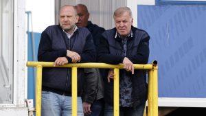 "На ""Герена"" проведоха спешна среща след поредния трус в клуба"