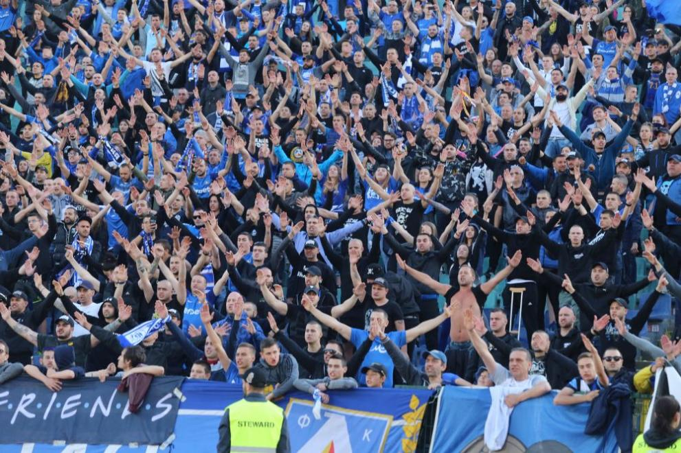 Феновете на Левски отново ще спасяват лиценза на клуба 1