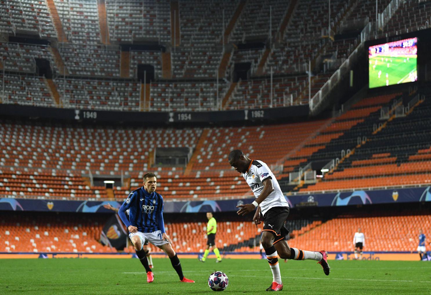 Без фенове по стадионите в Испания до края на 2020 г. 1