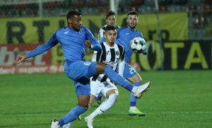 Признание за български футболист в Румъния