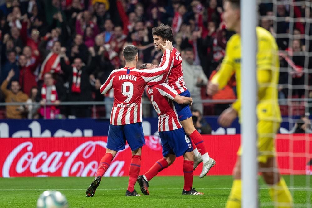 Атлетико Мадрид надви Виляреал след нов силен мач 1
