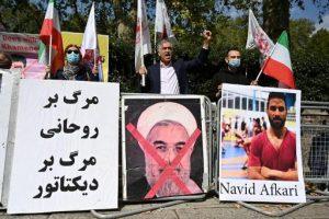 Искат да извадят Иран от олимпийското движение заради Афкари 2