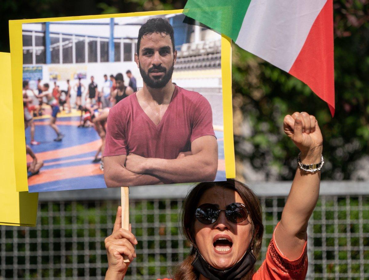 Искат да извадят Иран от олимпийското движение заради Афкари 1