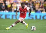 Милан проявява интерес към защитник на Арсенал