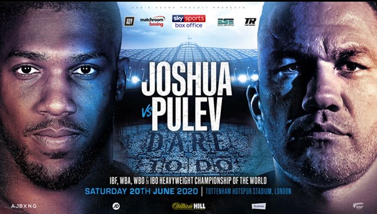Официално: Мачът за световната титла между Джошуа и Пулев е отложен! 1