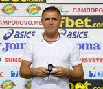 Акрапович е доволен от победата, пожела си успех над Тотнъм в Пловдив