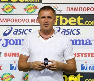 Бруно Акрапович се завръща начело на Локо Пловдив