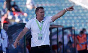 Акрапович сравни играч на ЦСКА с Алаба, доволен е от юношите