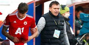 """Акрапович: """"Представянето на отбора беше много добро"""""""