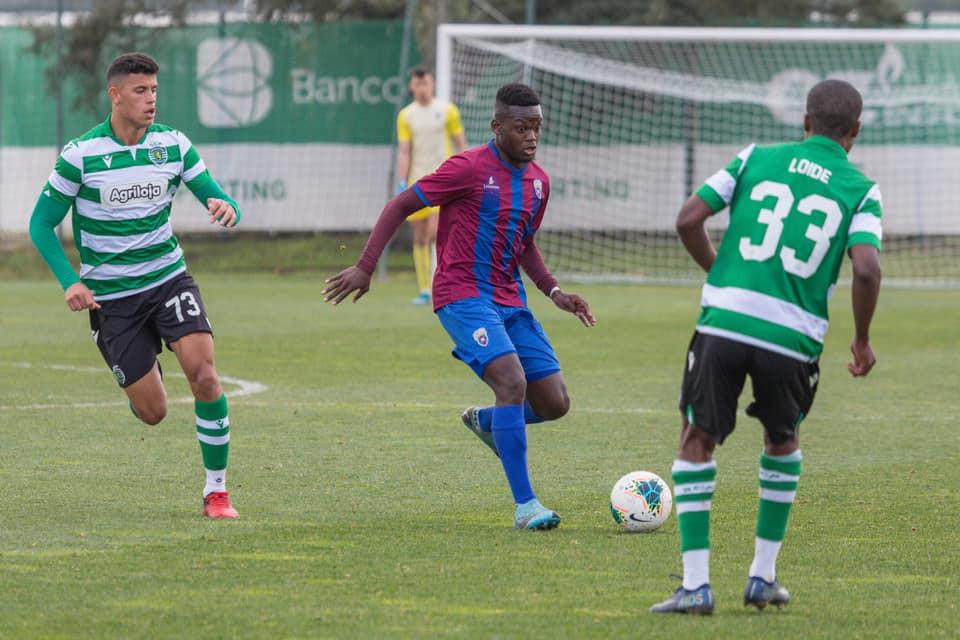 Етър се подсили с юноша на Спортинг Лисабон 1
