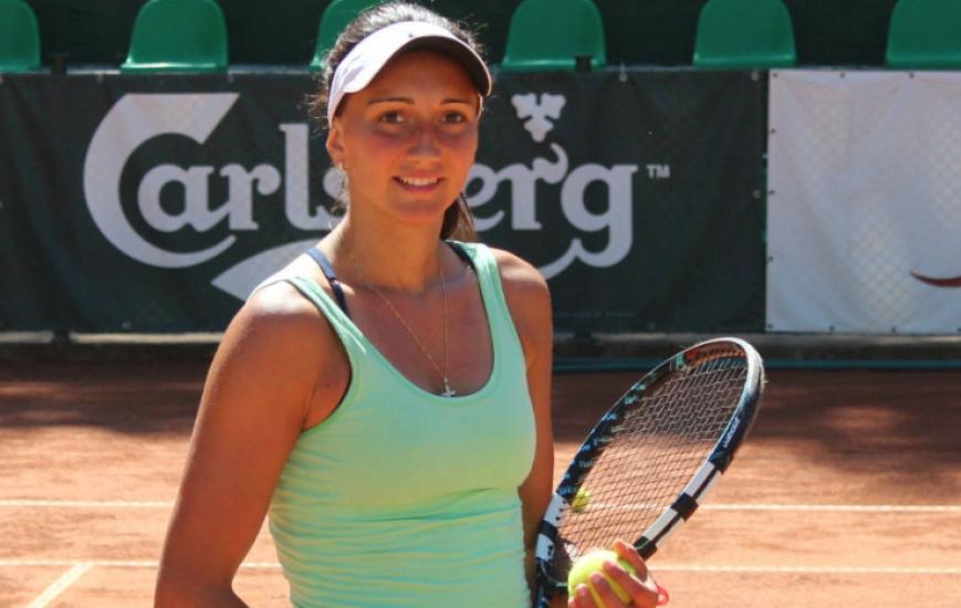 Отстраниха от тениса българска състезателка до живот 12