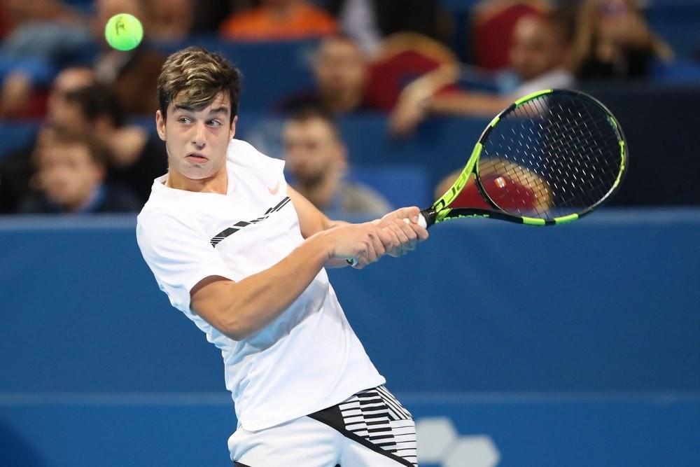 Андреев скочи със 120 места в ранглистата 1