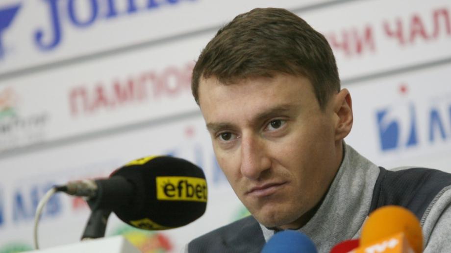 Краси Анев отново отказал да се върне в националния 1