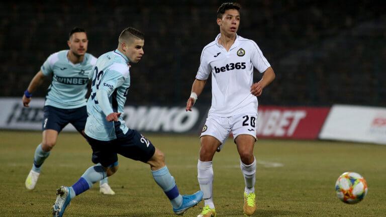 Шампионът на Висшата лига за 2016 г. вади 10 млн. лева за талант на Славия 1