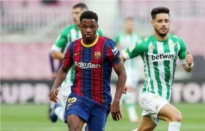 Барселона ще се опита да обвърже Ансу Фати с договор до 2026 г.