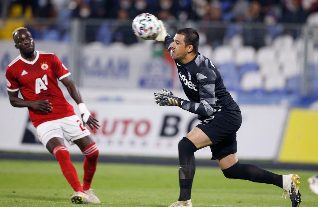 Юноша на Ливърпул спаси ЦСКА срещу напорист Арда 3