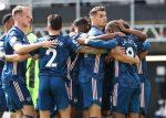Висшата лига се завърна: Арсенал разби Фулъм в дербито на Лондон