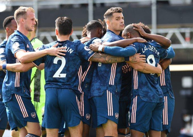 Висшата лига се завърна: Арсенал разби Фулъм в дербито на Лондон 1