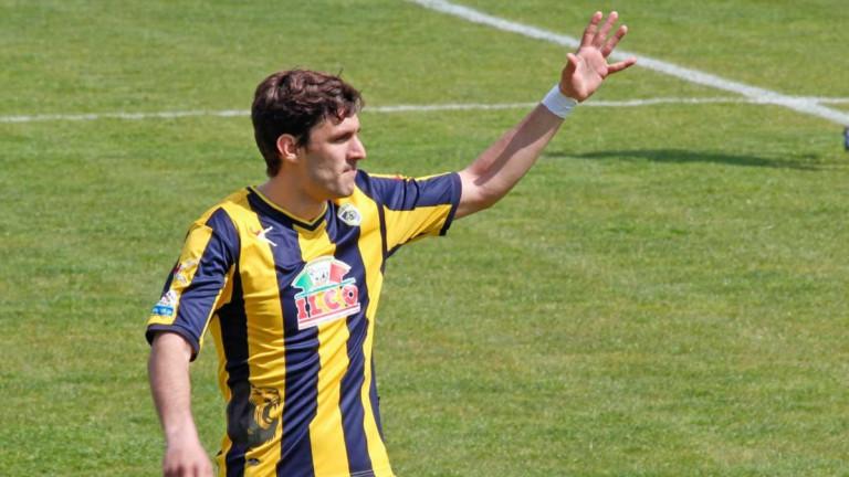 Атанасов става играч на Левски днес 1
