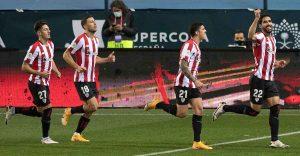 Атлетик Билбао шокира Барселона и вдигна Суперкупата на Испания