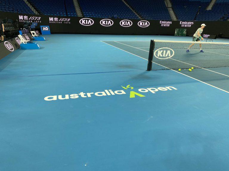 Australian Open започва на 8 февруари 3