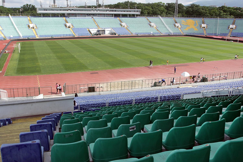 Извънредно: Без публика по стадионите в България до 12 ноември 1