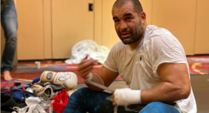 Мачът на Багата с поляка Тибура се отлага заради травма