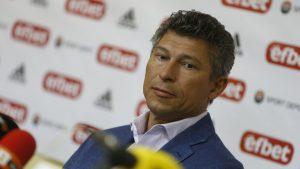 Краси Балъков призова за тотален рестарт на българския футбол