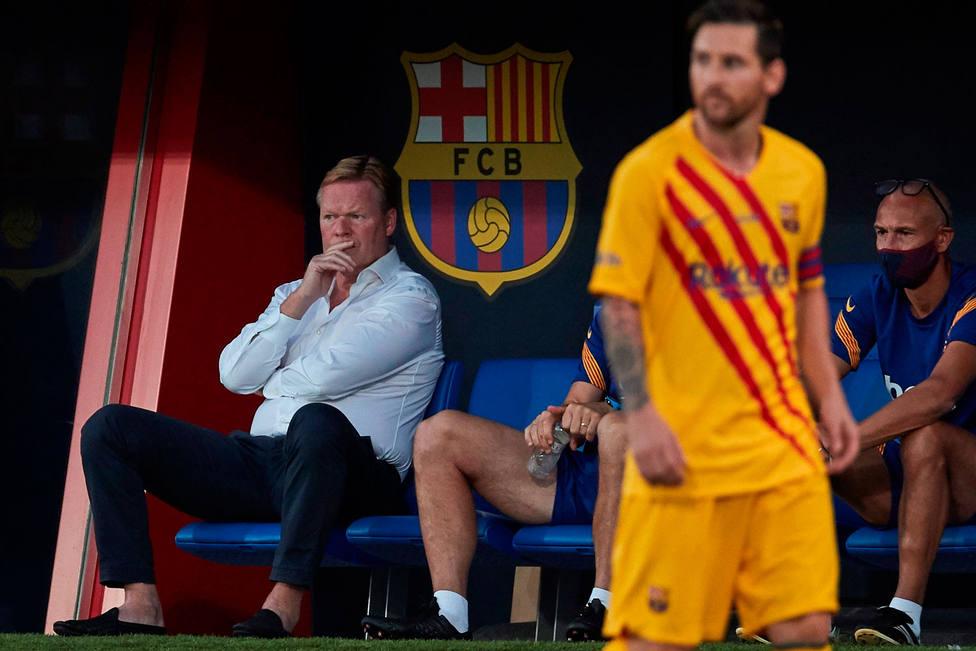 В Испания: Барса без Куман при дебюта си в Ла Лига 3