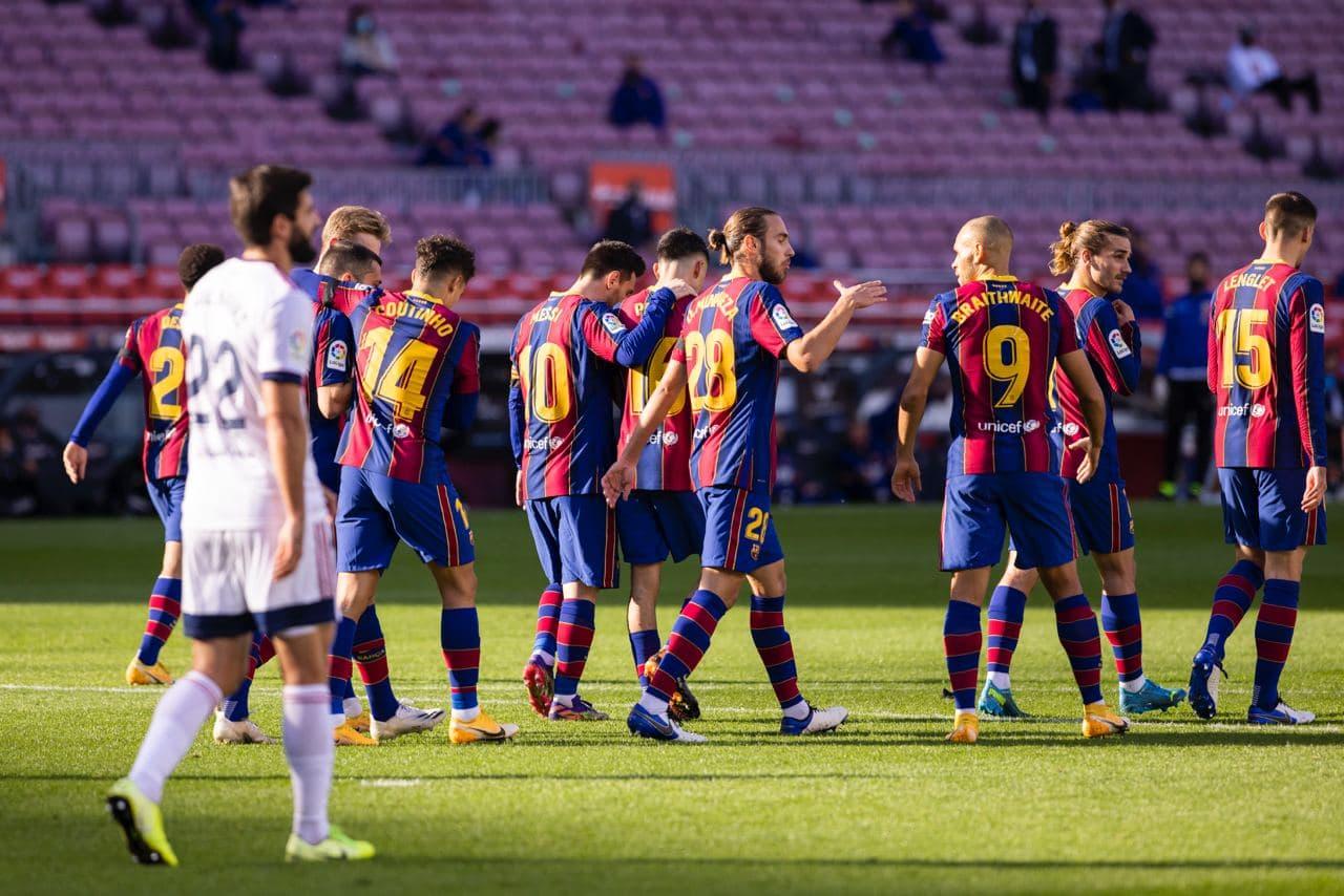 Барселона извади късмет при жребия за Купата на Краля 1