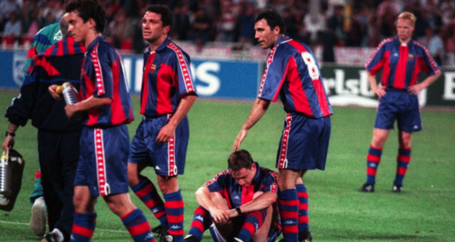 Крушението в Лисабон сред най-тежките загуби в историята на Барса 1