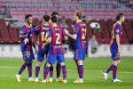 Барселона тръгна мощно в Шампионска лига, вкара 5 на Ференцварош 4