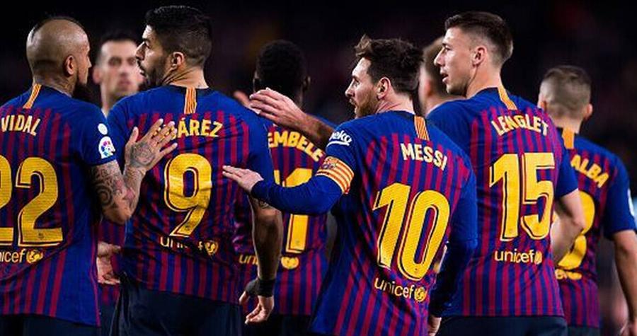 Барселона е похарчила 1 милион евро за черен пиар срещу Меси и други играчи