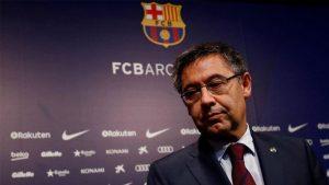 Барселона са готови за вот на недовeрие срещу Бартомеу