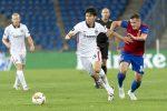 Базел е на 1/4-финал без да допусне гол срещу Айнтрахт