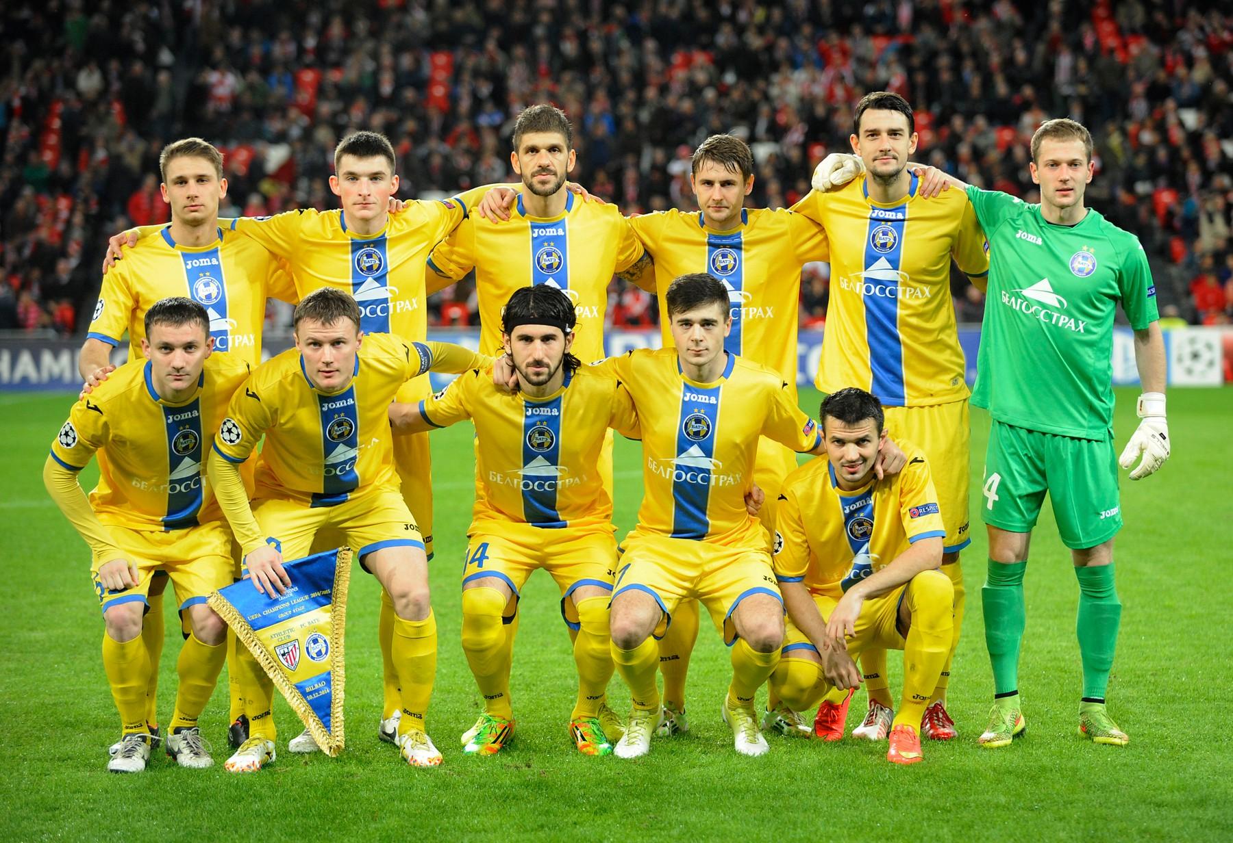 ЦСКА София приема познато име - БАТЕ Борисов 1