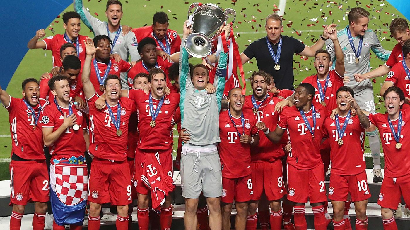Девет от Байерн в идеалния отбор на Шампионската лига, Роналдо липсва 1