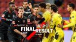 Леверкузен повали Дортмунд и вече е втори 2