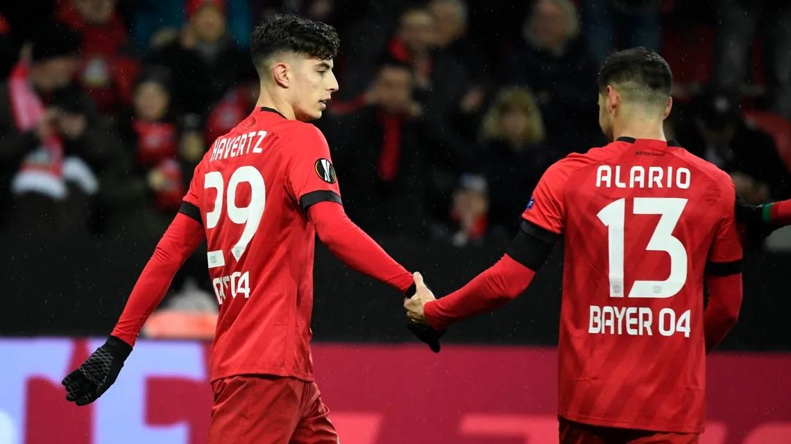 Байер Леверкузен пак би Порто и е на 1/8-финал в Лига Европа 1