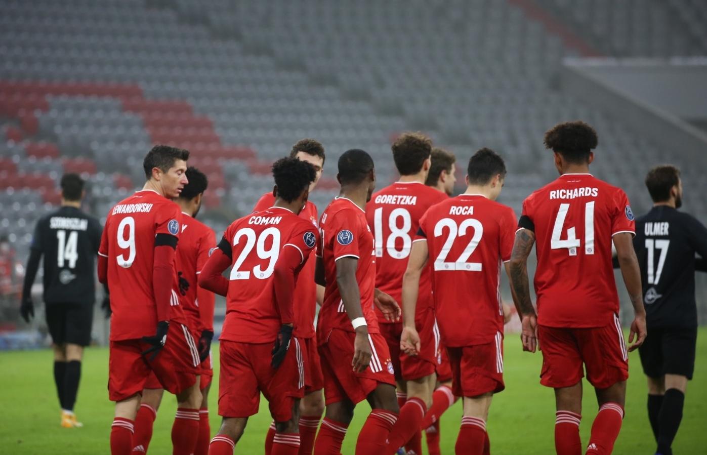 Байерн Мюнхен отново победи Залцбург и е на 1/8-финалите в ШЛ 20