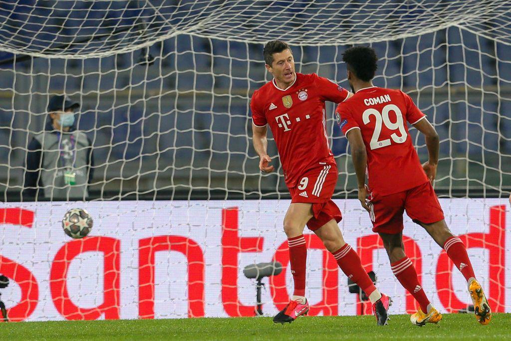 Байерн Мюнхен прегази Лацио и показа кой е Кралят на Европа 13