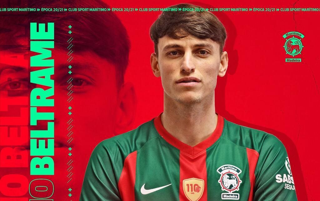 Бивш играч на ЦСКА подписа с елитния португалски Маритимо 1