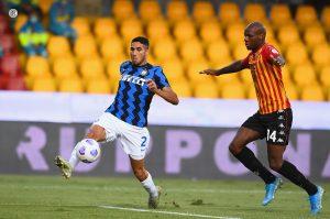 Интер с нов голов спектакъл – пет залпа срещу Беневенто